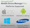 Mobile Device Manager Plus