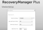 Windows file server backup and restoration