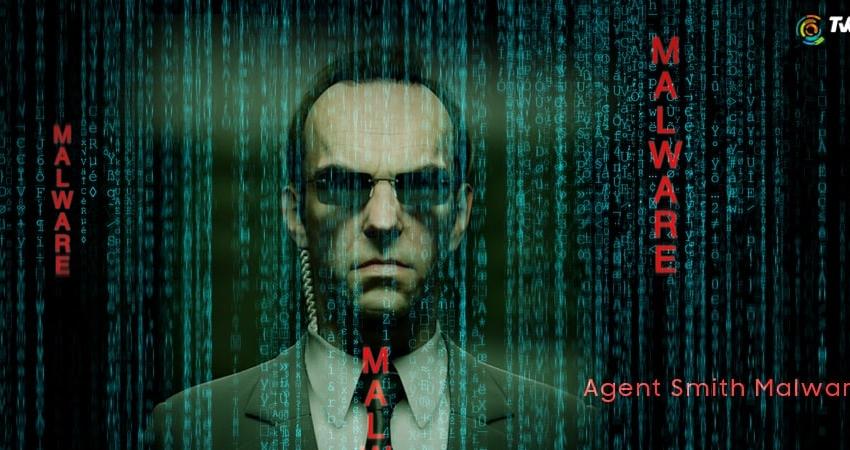 Agent Smith.
