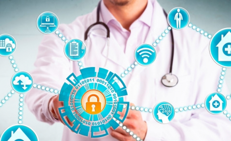 Healthcare cybersecurity.